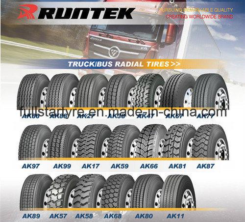 Runtek/Safecess Trailer Tire, Bus Tire, Heavy Duty Truck Tire
