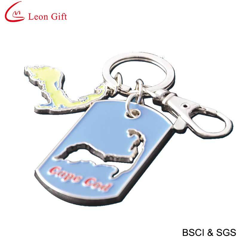 Factory Wholesale Custom Keychain for Souvenir Gift (LM1062)