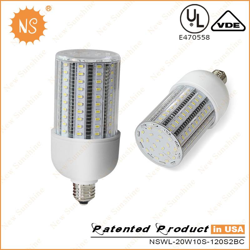 UL ETL TUV VDE Listed 360 Degree 20W LED Corn Lamp