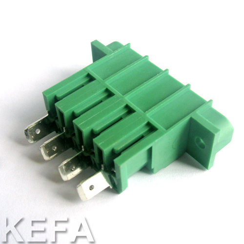Plugable Bulkhead Connector with Through-The-Wall Mode