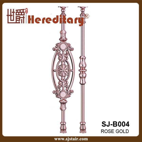 Diverse Styles European Style Cast Aluminum Balustrade Stair Handrail (SJ-B004)