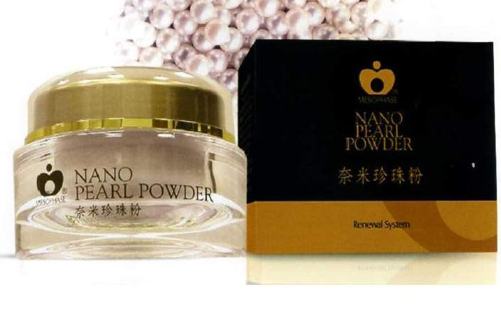 how to use pearl powder