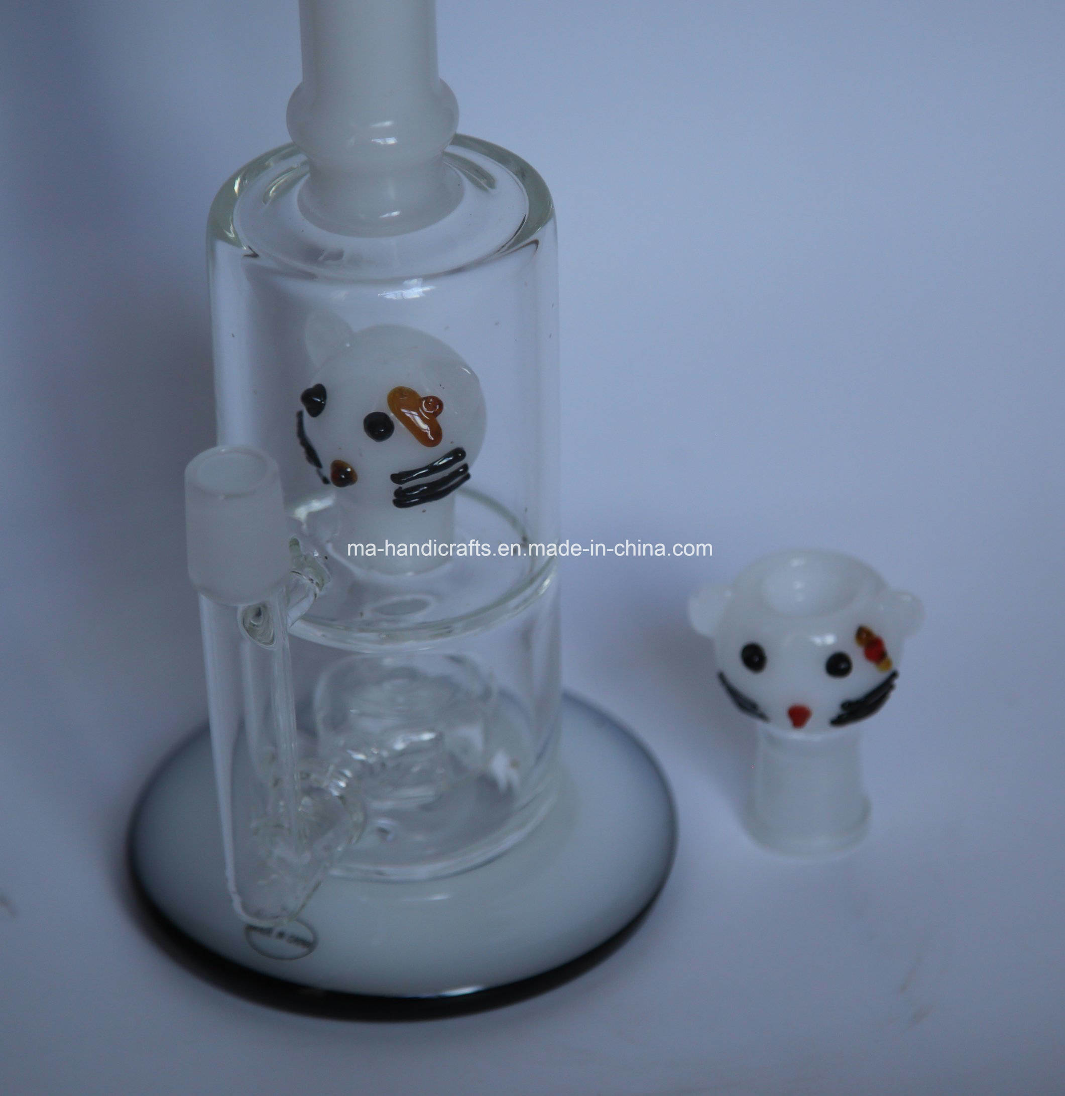 """13"""" Hello Kitty Borocilicate Smoking Glass Water Pipes"""