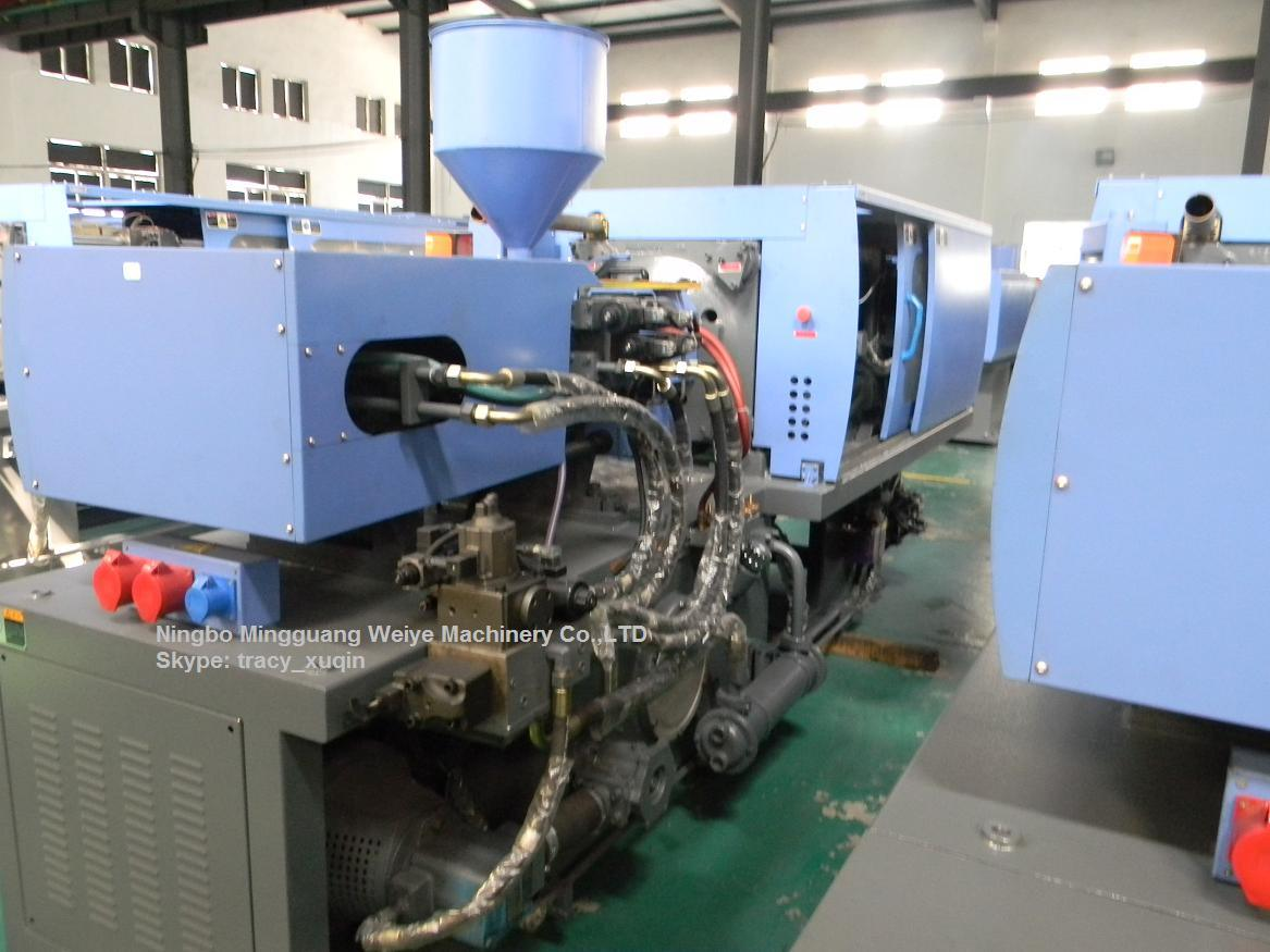 Ce Approved Good Price and High Quality Injection Molding Machine 110ton Automatic