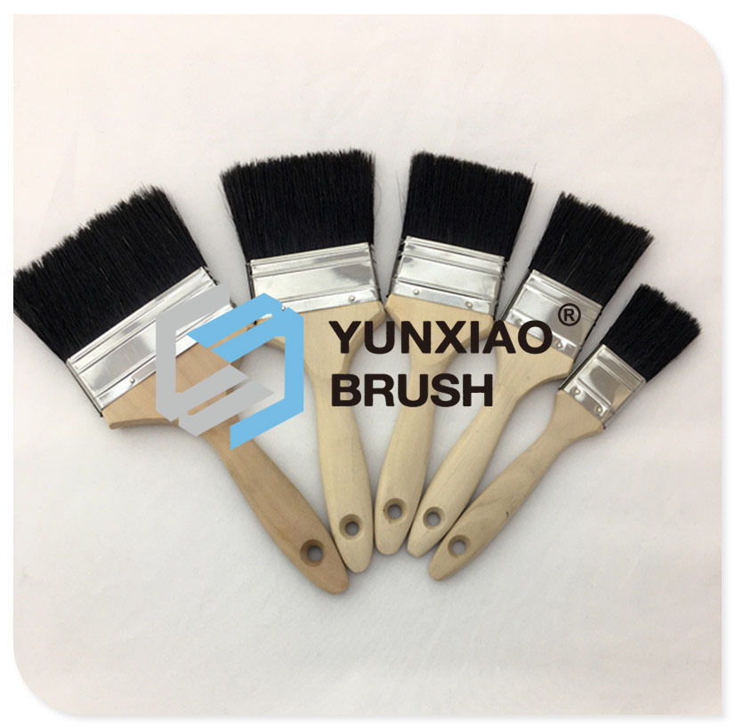 Wood Handle Paint Brush (YX-PB15)
