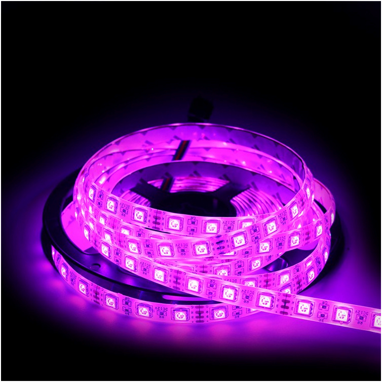SMD 5050 LED Flexible Strip with Ce and RoHS Certification