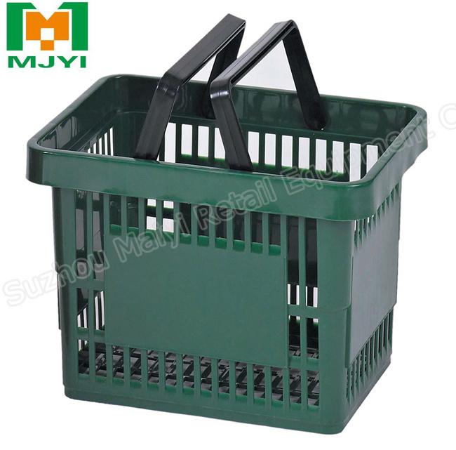 Beautiful Shopping Basket Plastic Basket