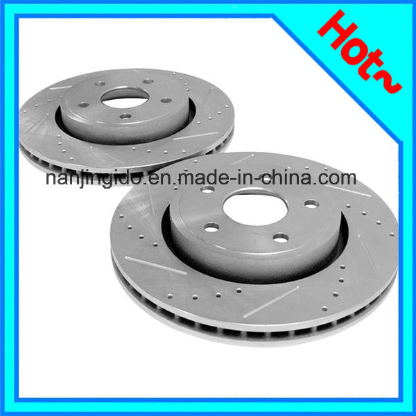 Auto Parts Brake Rotor Set for Jeep Commander 52089269ds