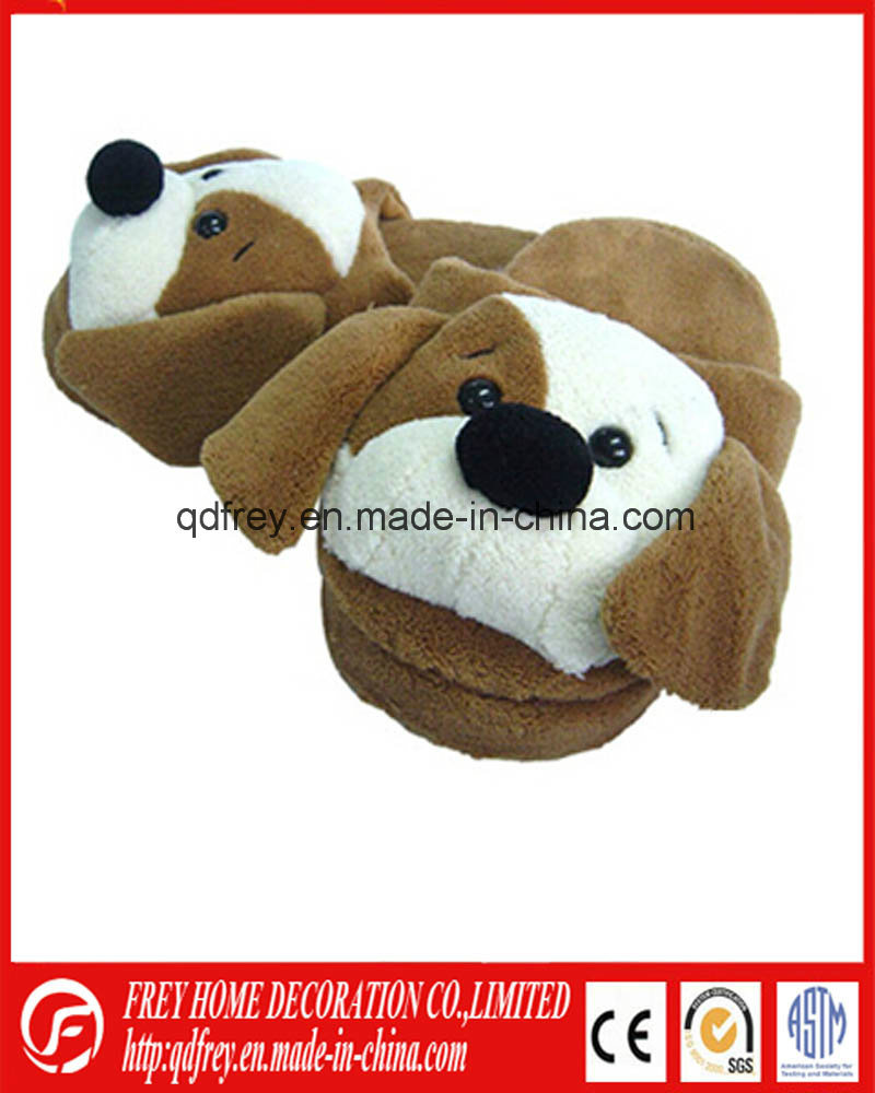 Hot Sale Teddy Bear Slipper Toy for Children
