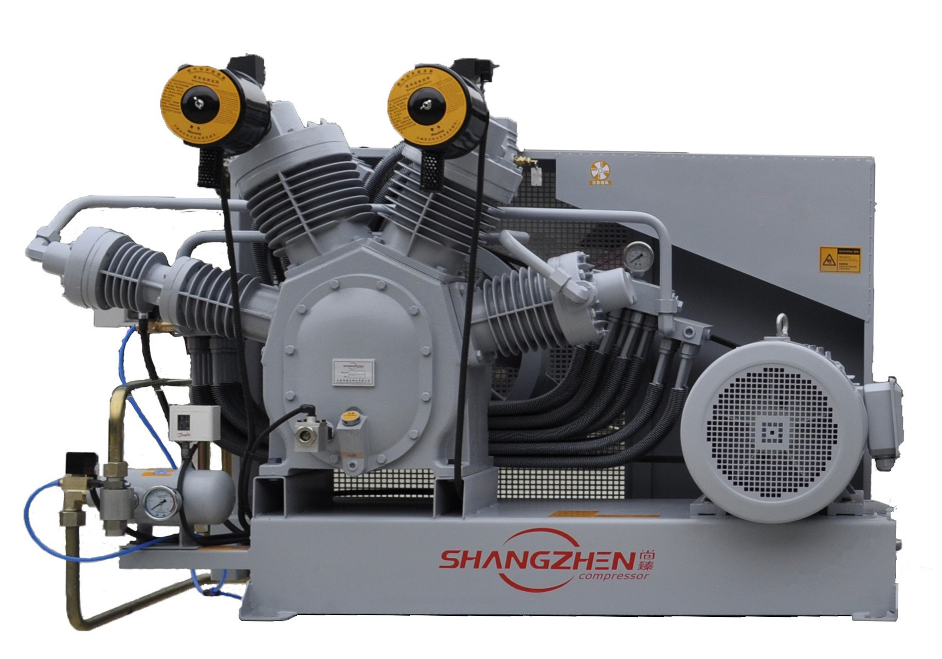 (SH-2.0/30) 30bar 3.0MPa Pet Bottle-Blowing Dedicated Air Compressor Medium Pressure Compressor