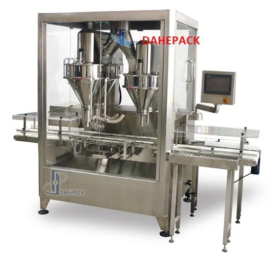 Super Speed Milk Powder Filling Machine