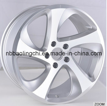 15-18 Inch Aluminum Wheel with PCD 4/5X100-120