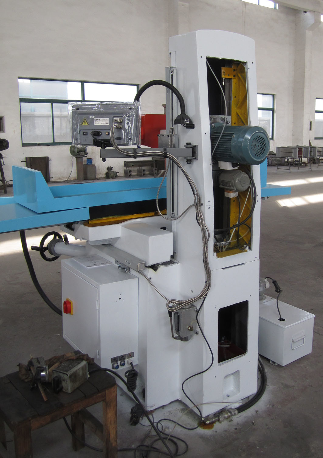 Hydraulic Surface Grinder with Ce (MY3075 300X750mm)