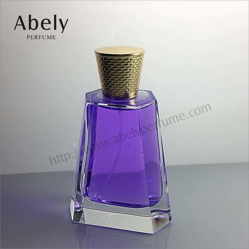ODM OEM Luxury Glass Packaging Perfume Bottle for Man Women