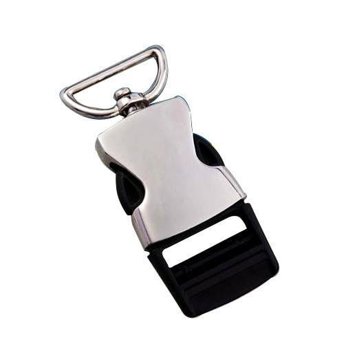 1inch Metal Plastic Custom Logo Side Release Buckles Wholesale