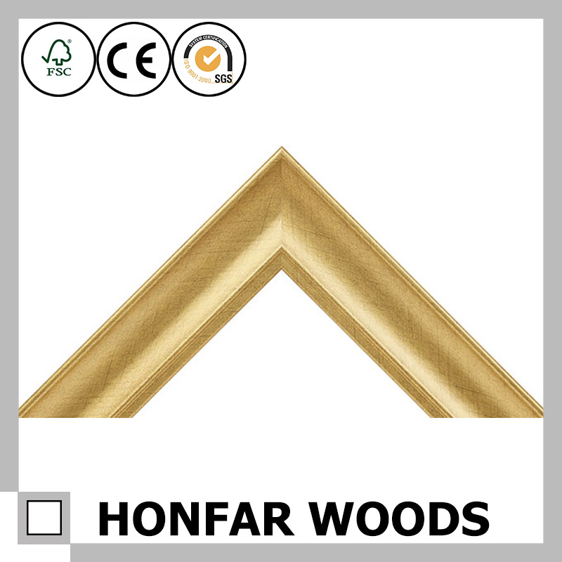Wooden Frame Moulding for Picture and Photo Frame