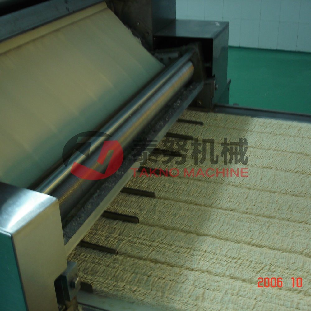 Full Automatic Instant Noodles Machine