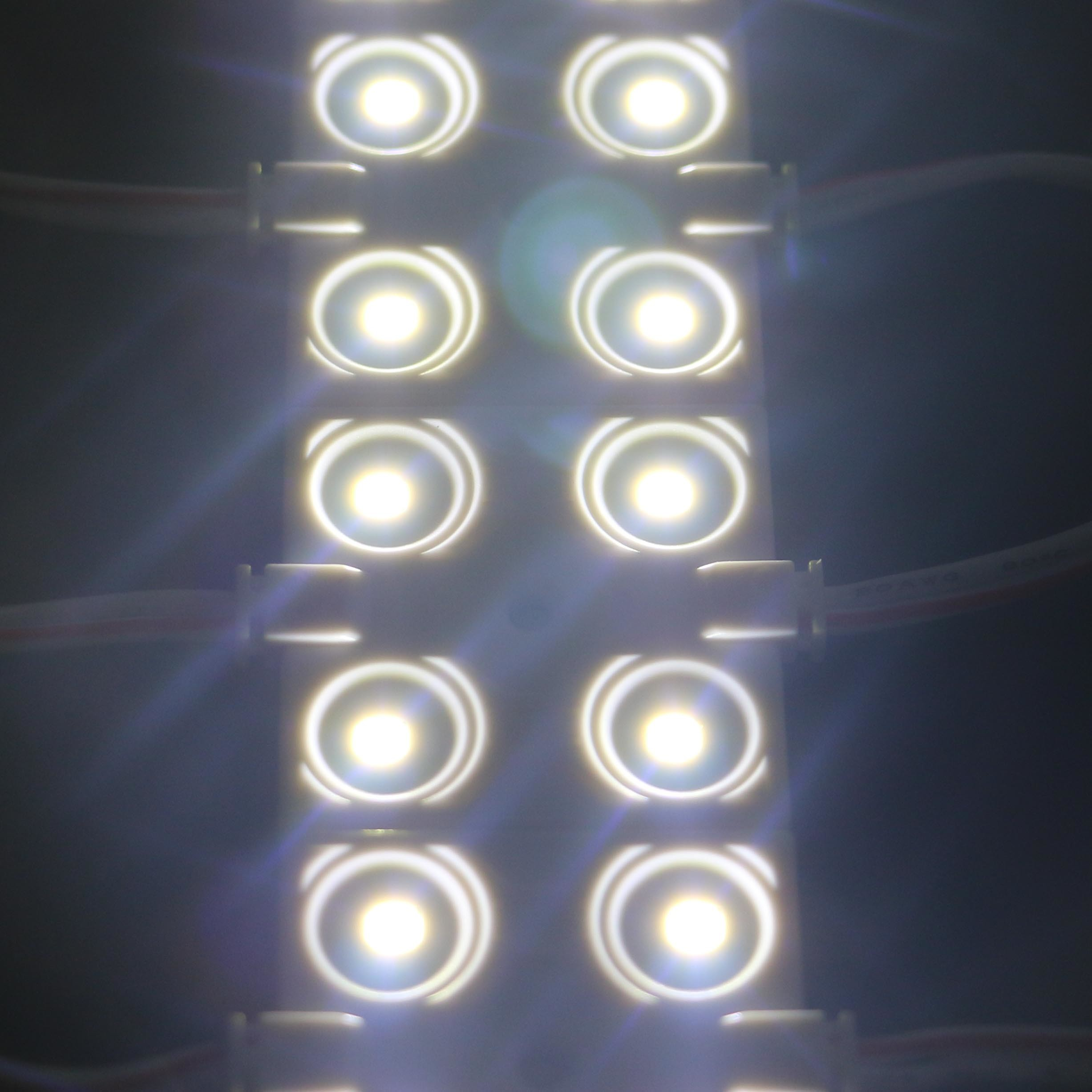 LED Lit Sign From China Supplier with 0.72W LED Moduels