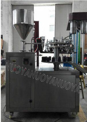 Jgf Metal Hose Sealing and Filling Machine