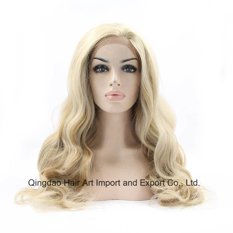 High Quality Indian Remy Hair Full Lace Body Wave Wig