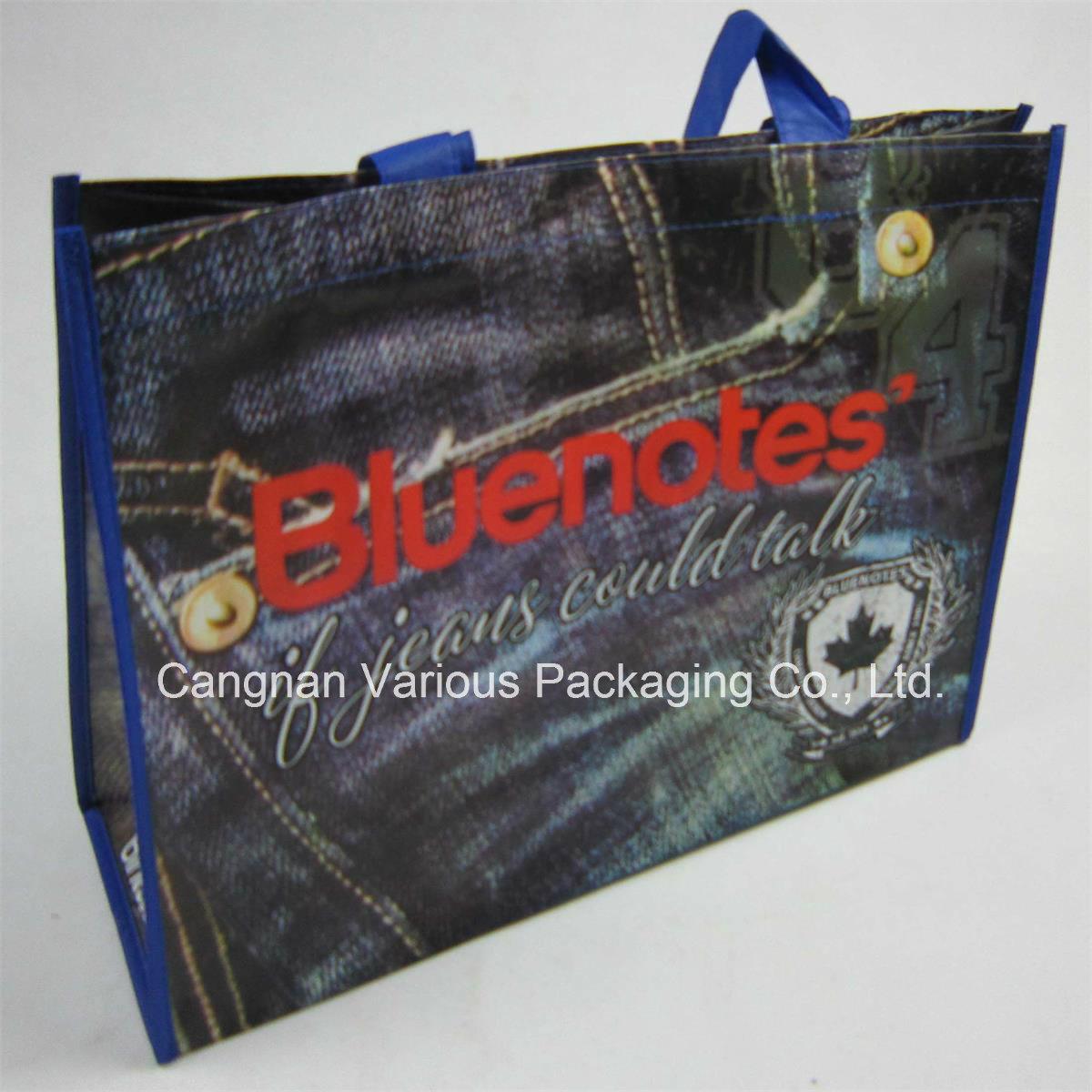 Printed Non Woven Tote Bag (BG1094)