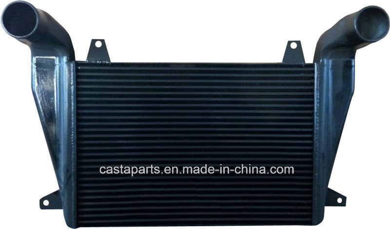 Intercooler for 486390001 Freightliner Daf Scnia Benz HOWO Sino Truck