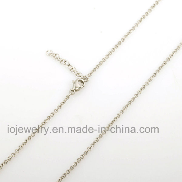 Custom Sterling Silver Snake Chain Necklace