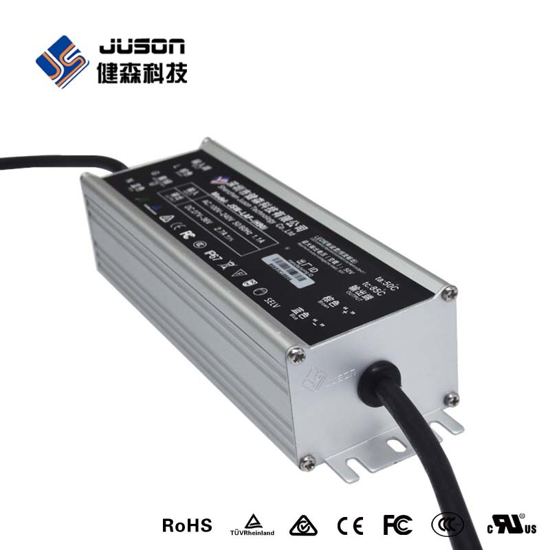 30W 50W 60W Surge Protection LED Light Power Supply