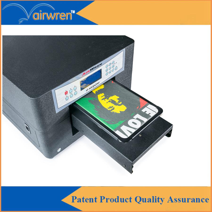 Digital T-Shirt Printer Automatic Bed Sheets Printing Machine