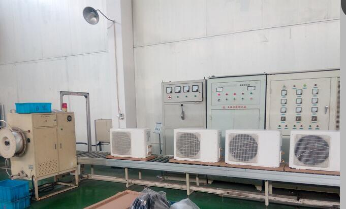 DC48V Wall Mounted Split 100% Solar Air Conditioner System