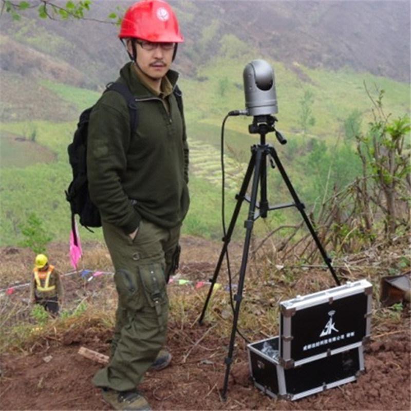 Portable 4G HD-PTZ Dome Camera