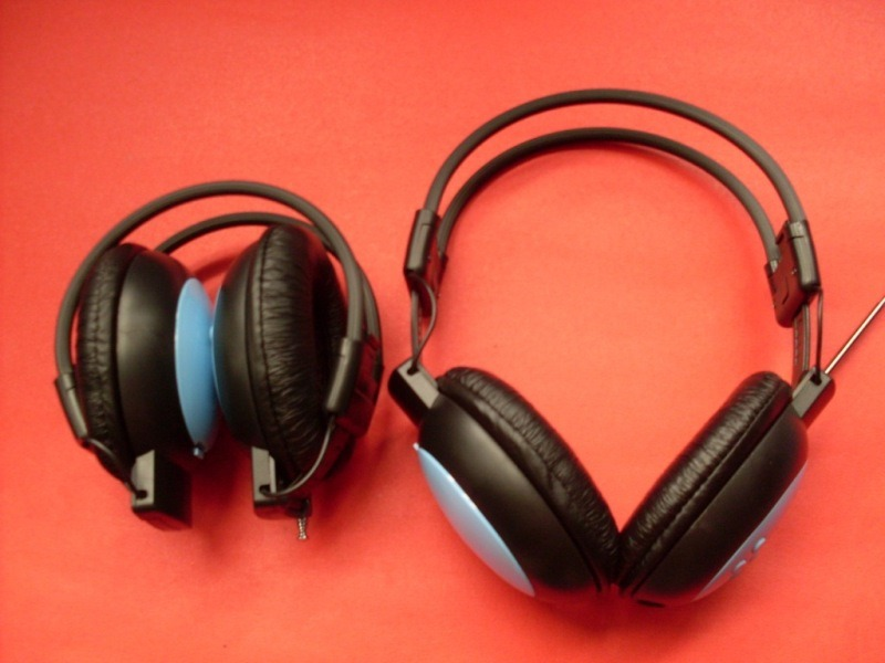 Wireless Headset for Language Lab System