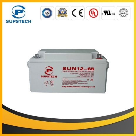 Deep Cycle Solar Battery (12V 65ah)