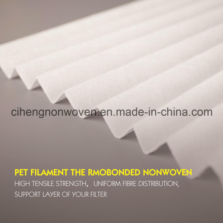 Laminated Melt-Blown Air Filter Media