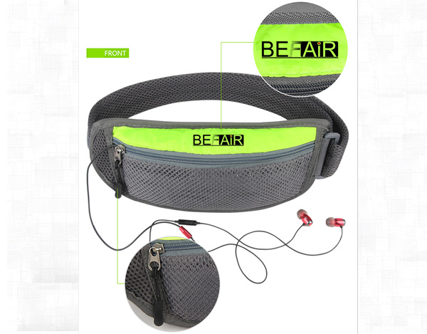 Running Waist Pack Belt Pouch Bag for Men (56)