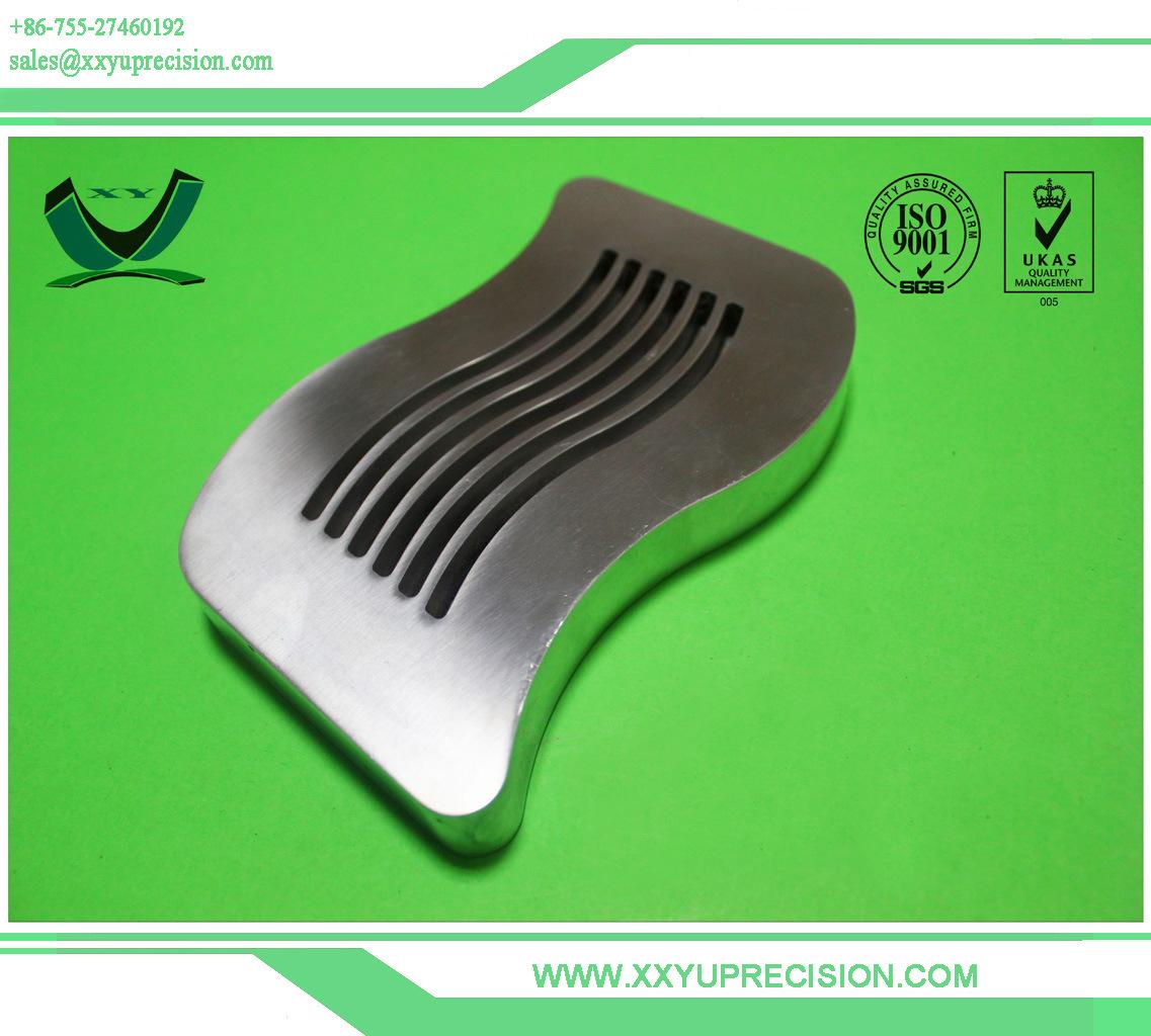 Swiss Machining Copper/Steel/Plastic/Metal/Titanium/Aluminum Precision CNC Machined Parts