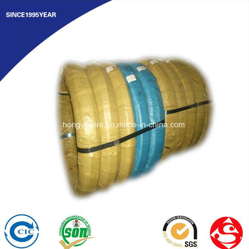 DIN 17223 En 10270 JIS G3521 2.5mm Flexible Wire