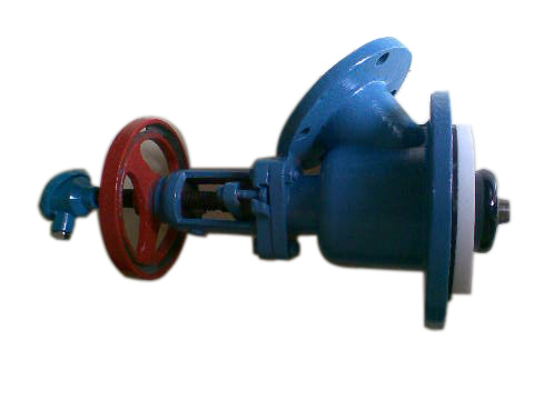 Dn 150 Glass Lined Flush Valve