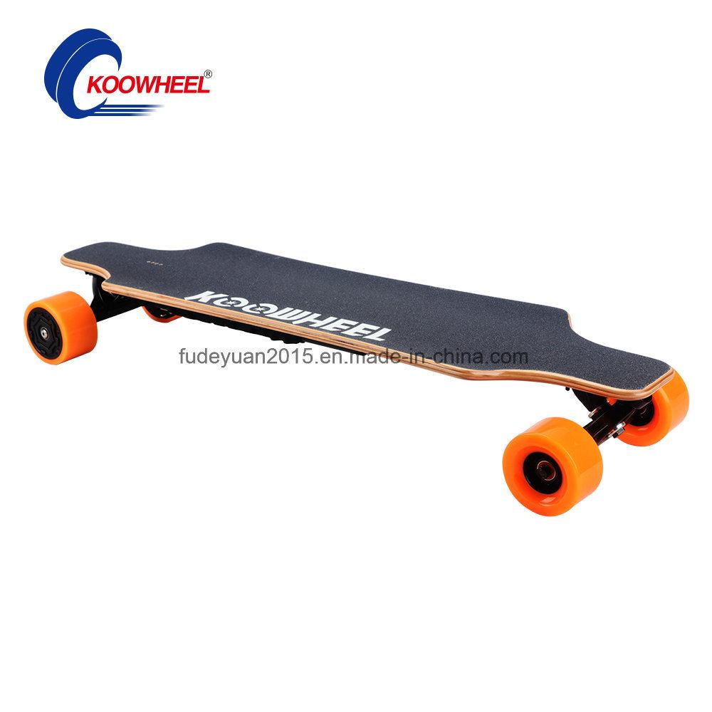 Custom E-Wheelin Motorized Boosted Electric Longboard Skateboard