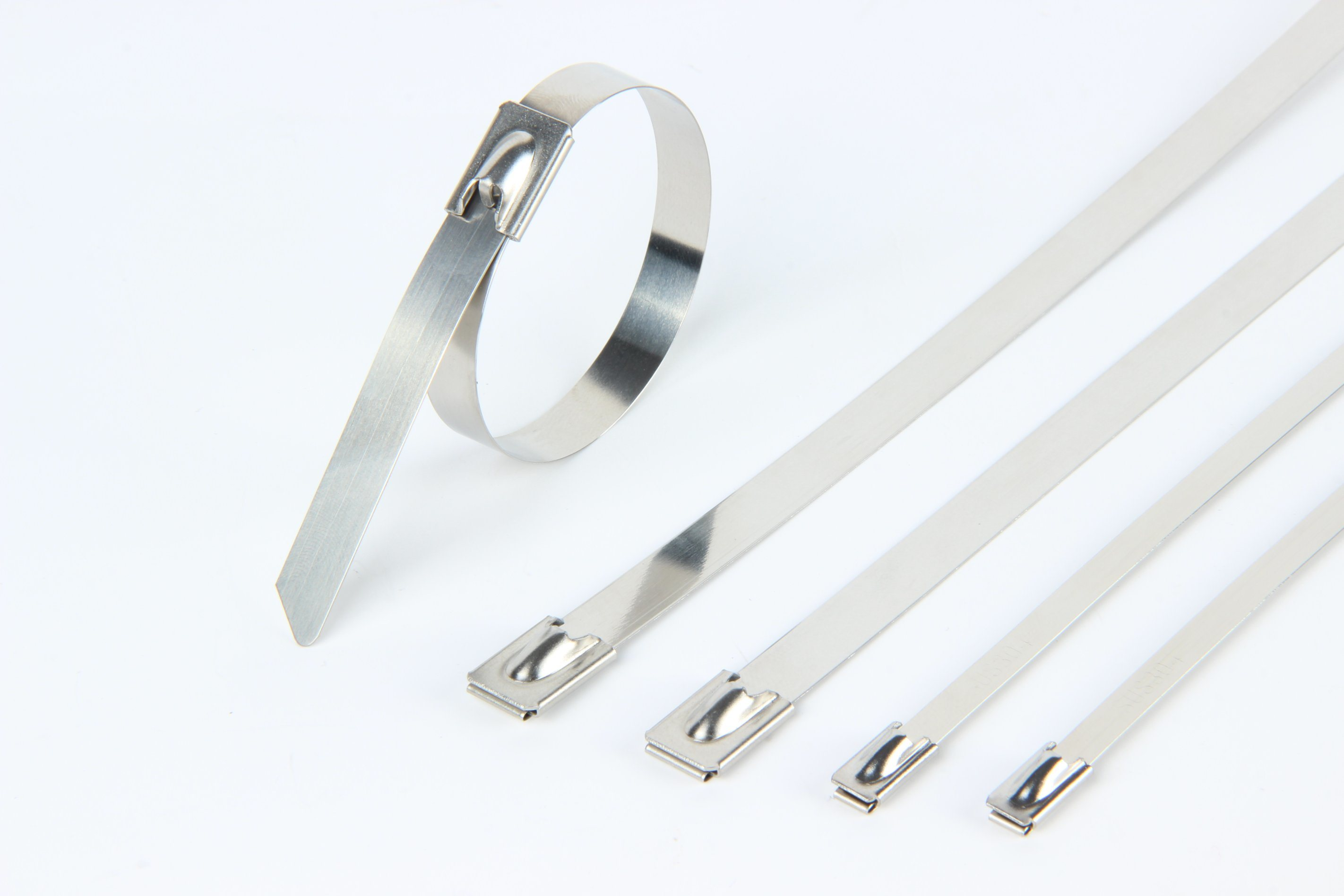 Stainless Steel Cable Tie-Self Locking Type