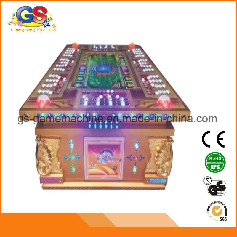 Dragon King Video Shooting Fish Game Table Gambling