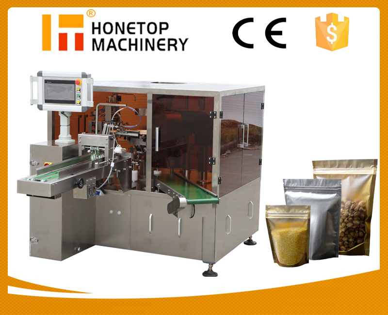 Automatic Doypack Packaging Machine (HT-8G/H)