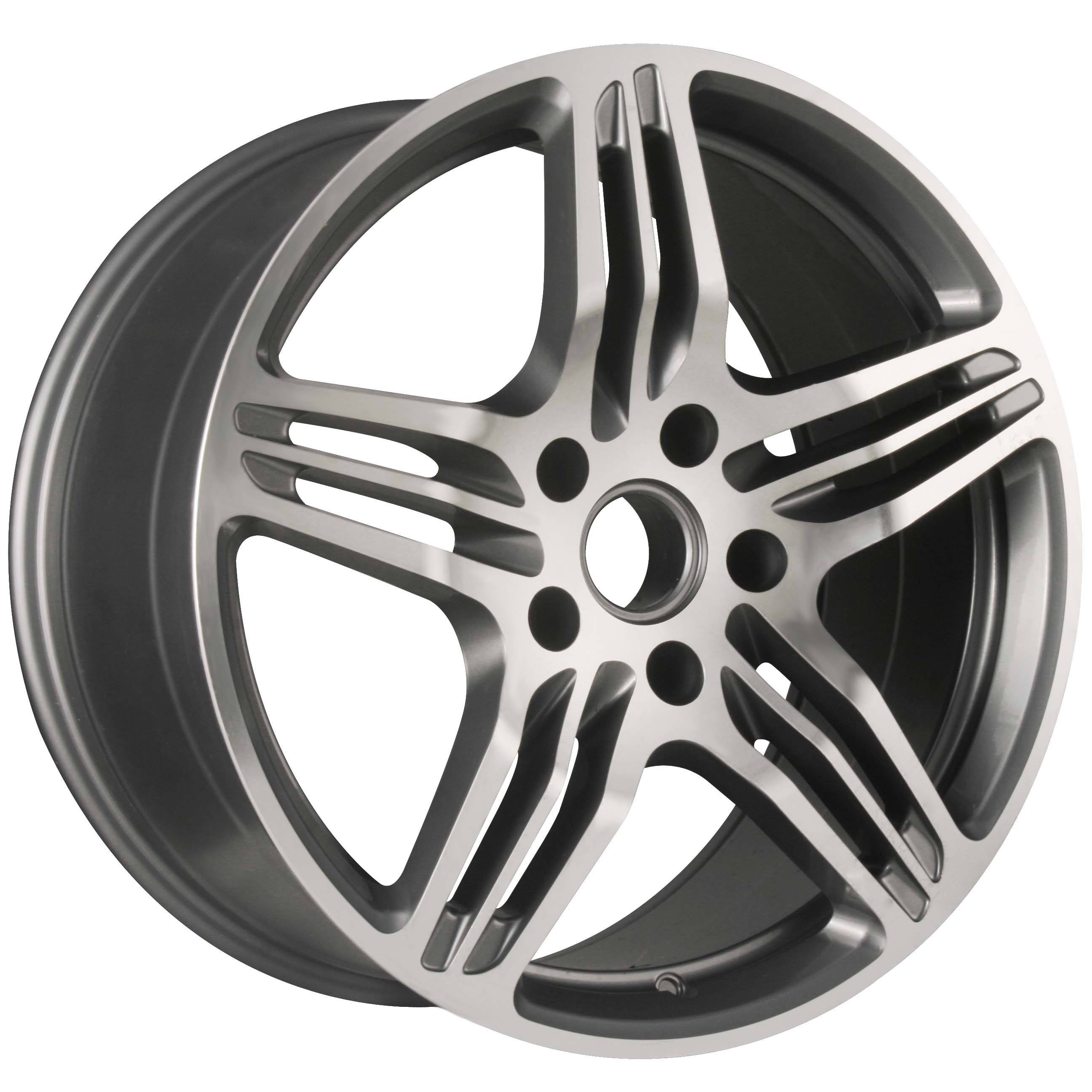 19inch Alloy Wheel Replica Wheel for Porsche 911 Turbo Cabriolet (2008)