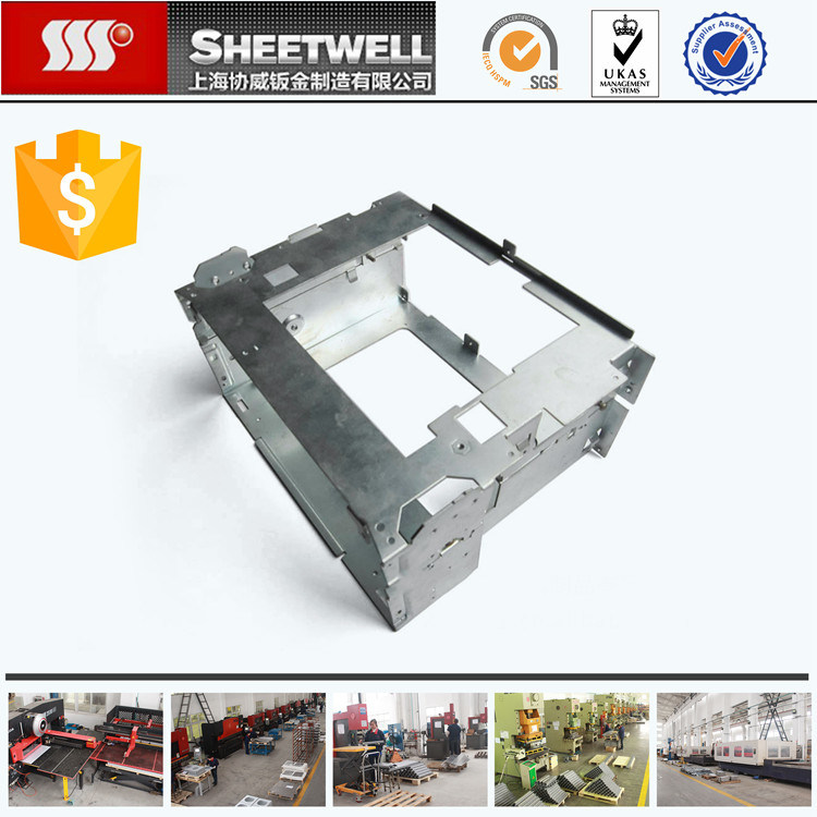 China Steel Aluminum Alloy Electric Control Box