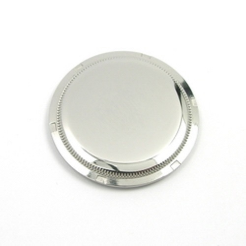 High Quality Threaded Solid Watch Back Watch Parts