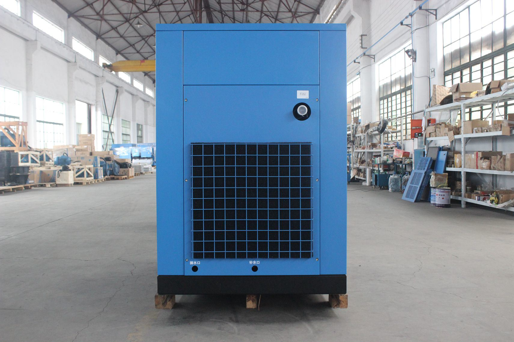 Industrial Oil Free Air Compressor