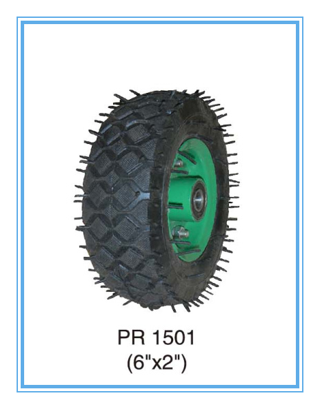 Agricultural Tire Wheel for Wheel Barrow