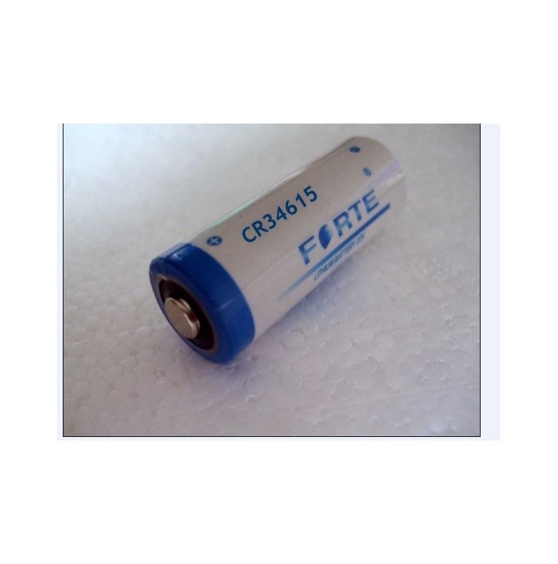 12000mAh 3.0V Li-Mno2 Battery Cr34615