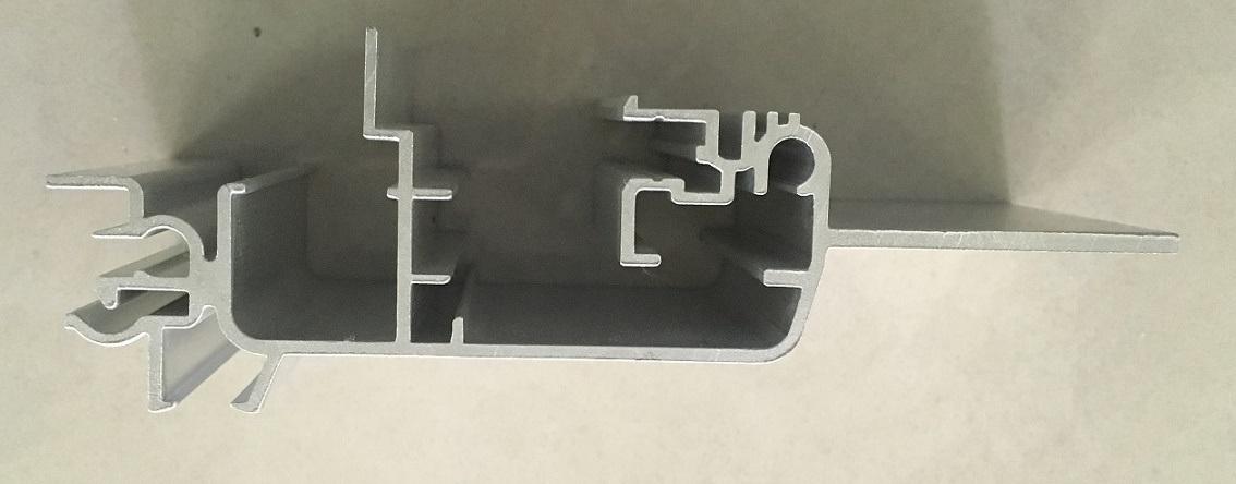 Extruded Aluminium Profile for Industrial Aluminum