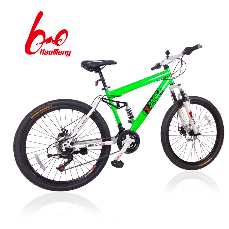 21 Speed Mountain Bicycle with Damping